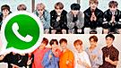 WhatsApp Trucos: Si eres fan de EXO y BTS, ahora los podrás tener en tu celular [FOTOS]