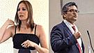 Karina Calmet publica selfie dominguero y tuiteros le recuerdan al fiscal José Domingo Pérez