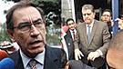 """Vizcarra sobre pedido de García: """"No existe persecución política en el Perú"""""""
