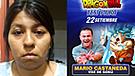 Detienen a mujer que cobraba cuantioso monto por ver a Mario Castañeda, la voz de Goku en DBZ