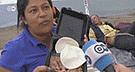 """Indignación por mujer de 'caravana migrante' que se queja de """"mala"""" comida en México [VIDEO]"""