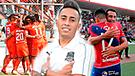 Christian Cueva felicitó a finalistas de Segunda División y dio a su favorito
