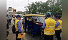 Municipalidad de Lima intervino a extranjeros que manejaban mototaxis con brevete de su país