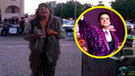 YouTube: Mendigo sorprende a transeúntes al imitar a la perfección a Juan Gabriel