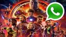 WhatsApp: ¡Vengadores unidos! El método para obtener los stickers ocultos de los Avengers [FOTOS]