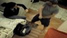 Actriz grabó a su esposo golpeándola y mostró el video en televisión
