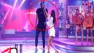 Maju Mantilla vive incómodo momento al bailar marinera con 'Margarito venezolano'