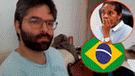 """Vía Facebook: """"Estoy chihuán"""" Internacional, ahora llegó a Brasil [VIDEO]"""