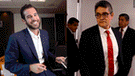 Alan García: Hijo de exmandatario arremete contra fiscal Pérez [VIDEO]