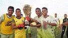 Club de Copa Perú retiró la imagen de un personaje de Walt Disney y tiene nuevo escudo