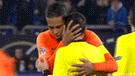 Van Dijk conmovió al mundo tras consolar al árbitro del Holanda vs Alemania [VIDEO]