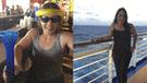 Vacaciones trágicas: viajó al Caribe en crucero de lujo pero terminó muerta