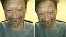 Facebook Viral: ¡Increíble! Gracias al maquillaje este hombre pasó de mendigo a verse como cantante Kpop [VIDEO]