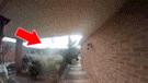 YouTube viral: Cámaras captan el preciso momento en que un 'fantasma' toca el timbre de una casa en Canadá [VIDEO]