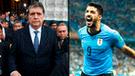 ¿Luis Suárez se pronuncia sobre el asilo político de Alan García en Uruguay?