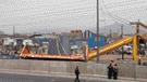 Panamericana Norte: conoce los desvíos vehiculares tras el derrumbe de puente [VIDEO]