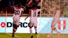 Perú vs Costa Rica: mira el golazo de Edison Flores para el 1-0 [VIDEO]
