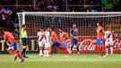 Perú perdió Costa Rica por 3-2 en amistoso con errores arbitrales [RESUMEN]