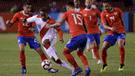Con polémico arbitraje Perú cayó 3-2 ante Costa Rica en amistoso internacional [RESUMEN]