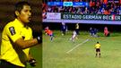 Árbitro peruano Michael Espinoza cobró inexistente penal en el Chile vs Honduras [VIDEO]