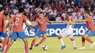 Con las defensas bajas tras derrota ante selección de Costa Rica