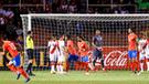 Prensa costarricense celebró victoria sobre Perú con tendencioso titular [FOTO]
