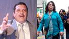 ¿Le deseó lo peor? Lucho Cáceres causa polémica con mensaje a Martha Chávez