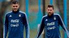Mauro Icadi y el dardo a Lionel Messi tras la victoria de Argentina sobre México