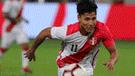 Raúl Ruidíaz y la irrisoria cantidad de goles anotados con la selección peruana