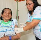 Realizan búsqueda de personas afectadas por malaria en Loreto