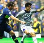 Boca ganó 2-0 a Cruzeiro por los cuartos de final de la Libertadores