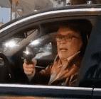 Sucamec cancelará licencia a sujeto que amenazó a conductor con arma