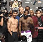 Manny Pacquiao vs Adrien Broner por título Wélter WBA