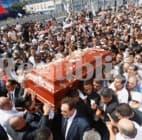 Restos de Alan García fueron cremados en cementerio de Huachipa