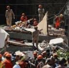 Derrumbre de edificios enluta Río de Janeiro: ya son 22 muertos