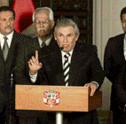 Fiscalía pediría detener a Castañeda por pago de OAS