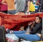 Miles de venezolanos sufren por el cierre del libre acceso