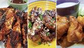 3 recetas de alitas de pollo [video]