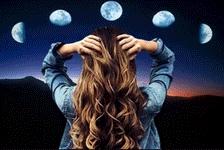 Esto debes de hacer en cada fase lunar para que tu cabello luzca hermoso