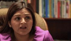 Cuestión de confianza: Karina Beteta se reafirma en que fue inconstitucional