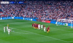 El espléndido golazo de Isco para el 1-0 del Madrid sobre la Roma [VIDEO]