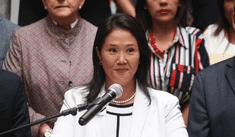 """Keiko Fujimori sobre referéndum: """"Depende de la voluntad del Congreso"""""""
