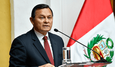 Canciller Popolizio resalta actitud democrática de Ejecutivo y Congreso
