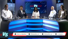 Versus Electoral: Enzo Trece vs. Alfredo Saavedra vs. Mario Calixto vs. Orlando Tafur