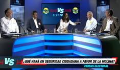 Candidatos a La Molina apelan a su experiencia para una buena gestión