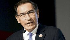 Vizcarra: Que las demás instituciones asuman error en fuga de exjuez