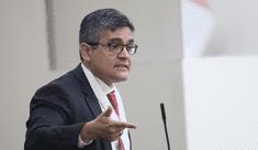 Noticia falsa sobre fiscal José Domingo Pérez circula en las redes sociales