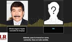 Escuche los audios completos de Alfredo Zegarra negociando rutas del Sistema Integrado de Transporte de Arequipa [AUDIOS]
