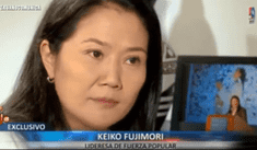 Keiko Fujimori evade preguntas sobre chat 'La Botica' [VIDEO]