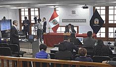 Caso Odebrecht: audiencia se reanudará mañana a las 3:00 p.m.